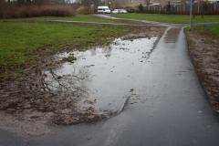 Wateroverlast maart